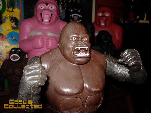 big flea market mego king kong