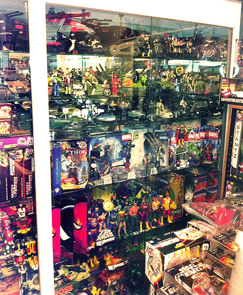 frank rucco toy collection