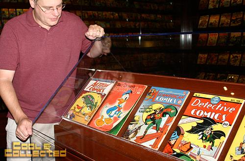 geppi's action comics #1