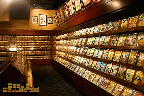 geppi's vintage comic books