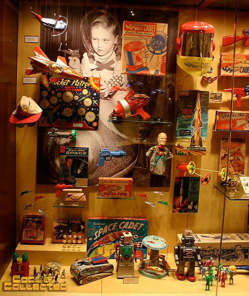 geppi's vintage space toys