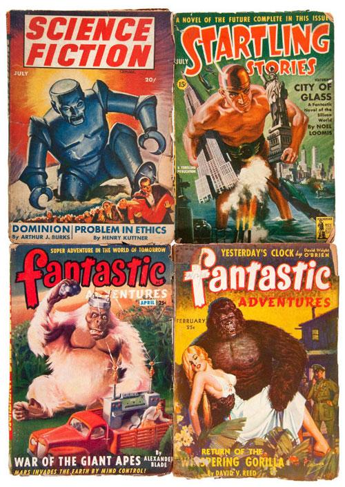 hakes pulp magazines
