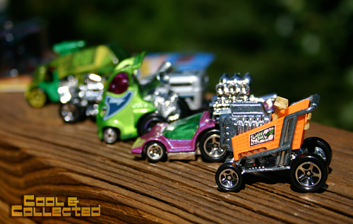 hotwheels collection