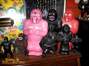 king kong toy collection