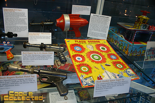 air and space museum flash gordon toys