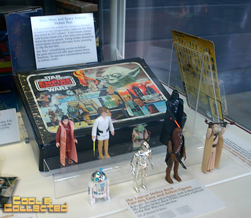 air and space museum star wars action figures