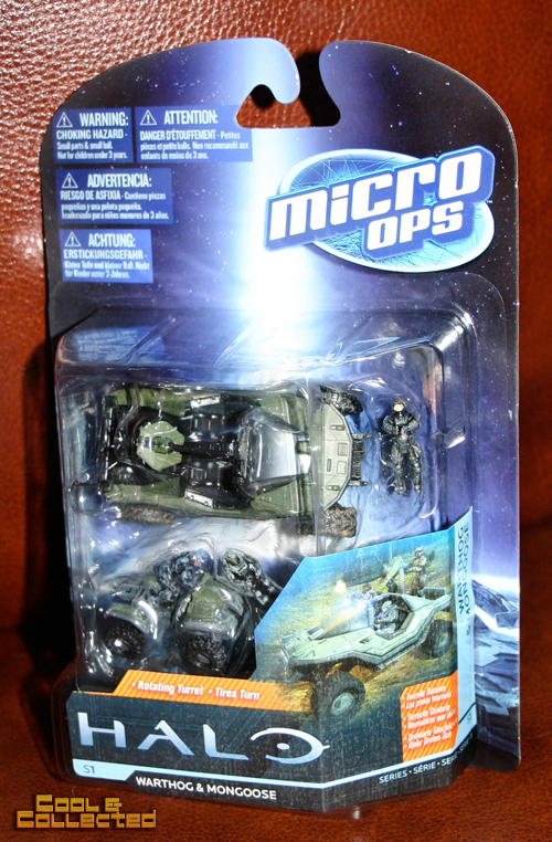 mcfarlane toys halo micro-ops warthog