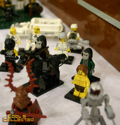 Lego Planet of the Apes