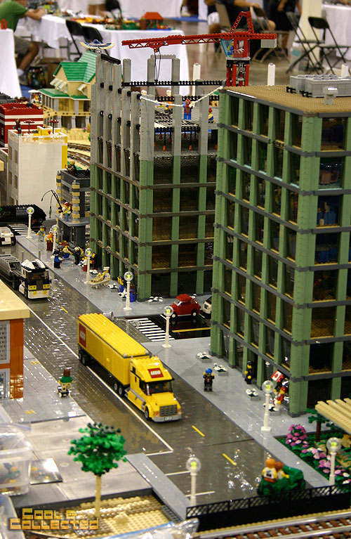 lego brickfair city