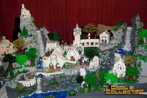 lego brickfair rivendell
