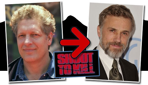 shoot to kill reboot - clancy brown and cristolph waltz