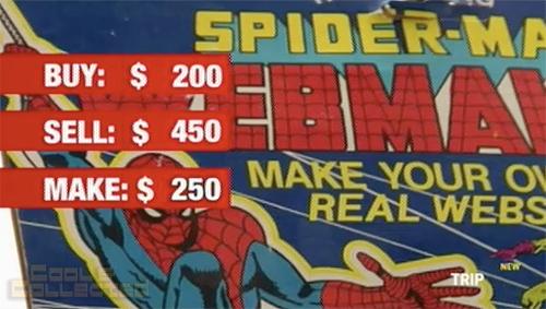 toy hunter chemtoy spiderman webmaker