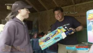 toy hunter kenner super powers batmobile