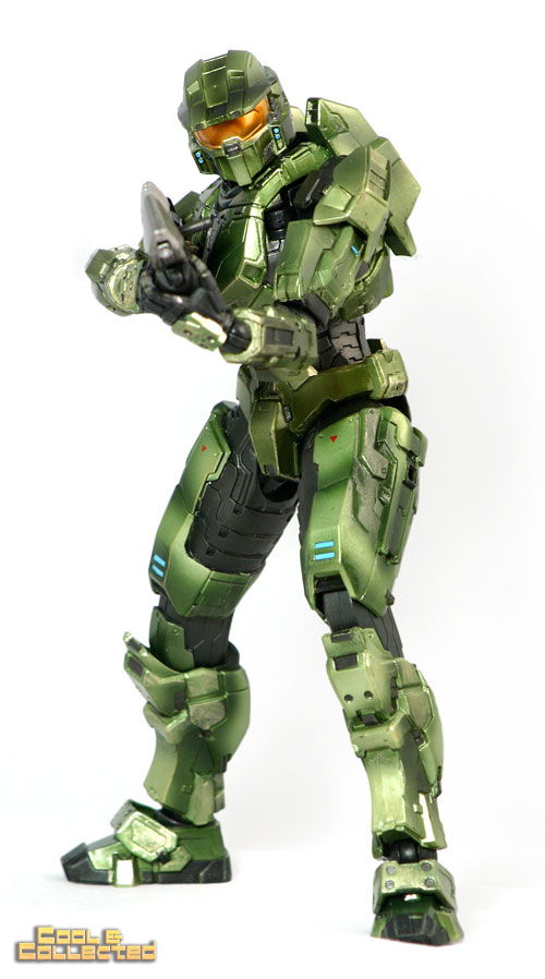 Action Figure photography - Play Arts Kai Halo Master Chief