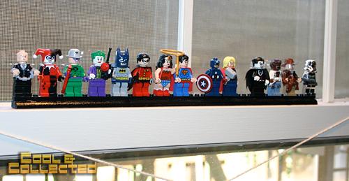 lego minifig display shelf