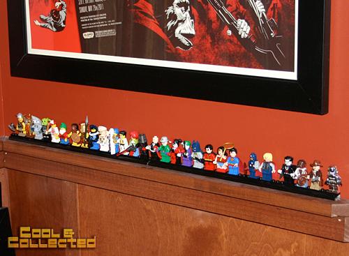 lego minifig display case