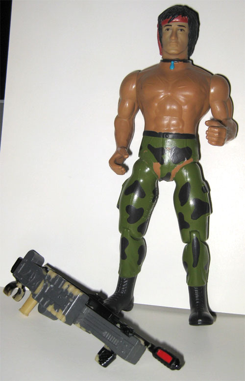 muscle power rambo coleco