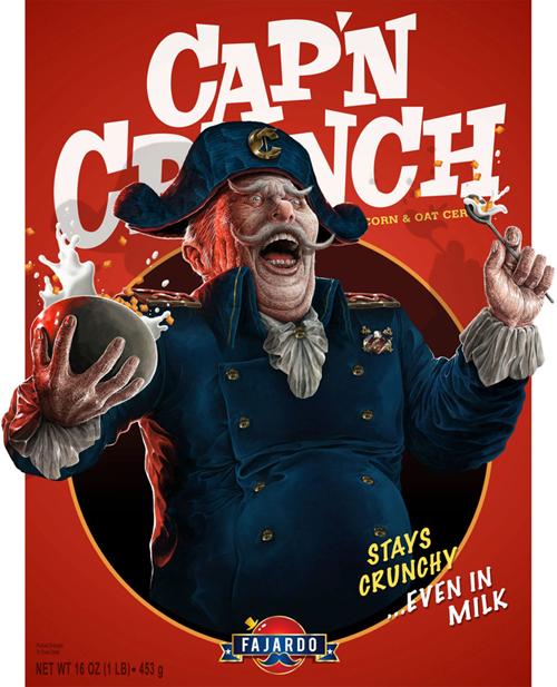 capn crunch realistic