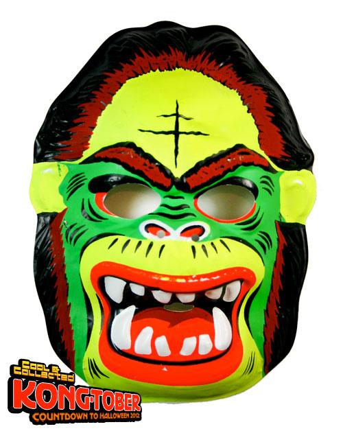 collegeville king kong gorilla costume mask
