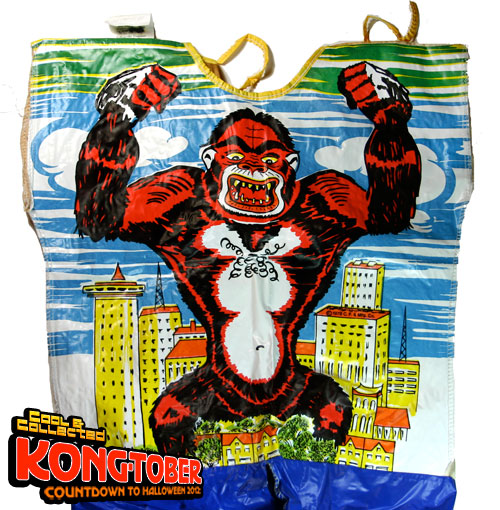 collegeville king kong gorilla costume