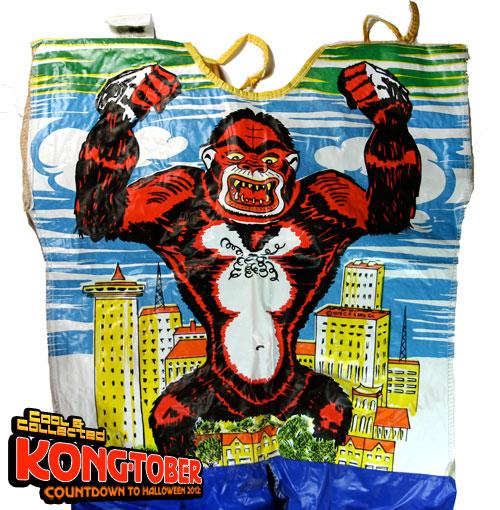 collegeville king kong gorilla costume