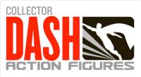 collector dash action figure logo