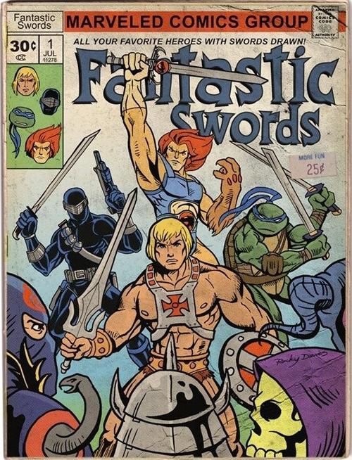 fantastic swords