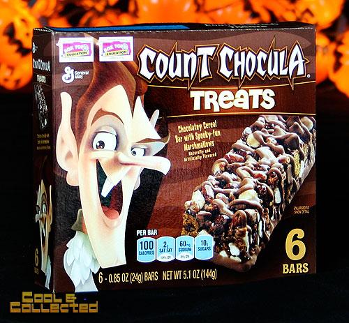 halloween 2012 count chocula treats