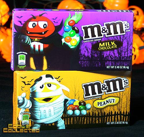 halloween 2012 mms candy