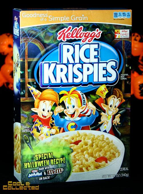 halloween 2012 rice krispies