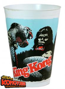 1976 king kong 7-11 cup