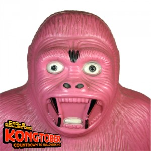 large plastic blow mold king kong bank aj renzi