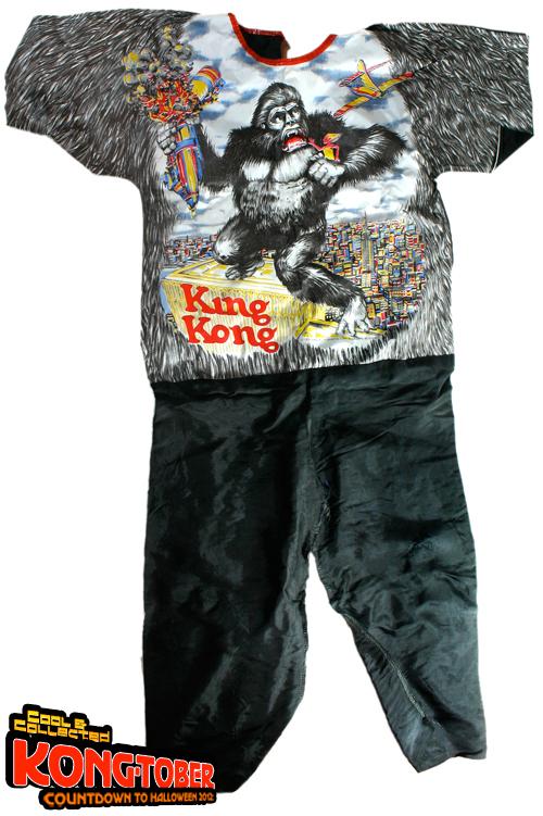 1976 king kong ben cooper halloween costume