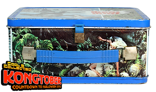 1976 king kong lunch box thermos
