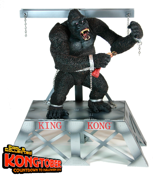 mcfarlane toys  king kong action figure