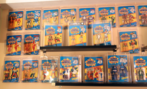 Richard Delligatti - super powers kenner collection