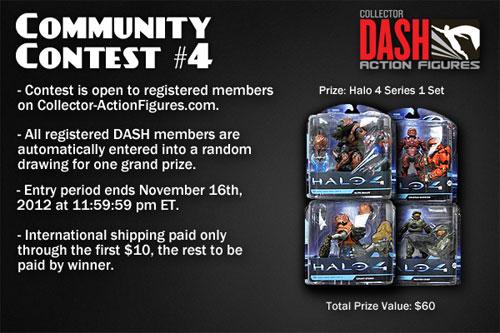 Community Contest #4