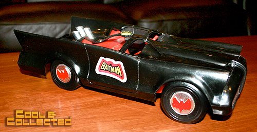 mego batmobile 1974