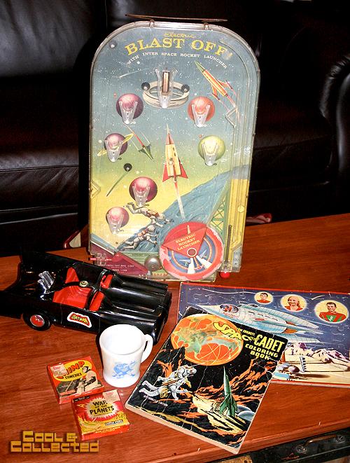 big flea vintage toy haul