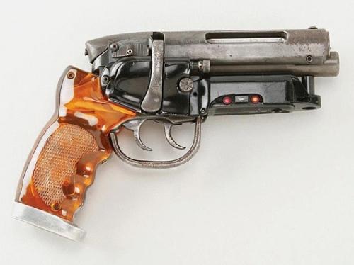 blade runner deckard pistol