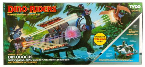 dino-riders diplodocus