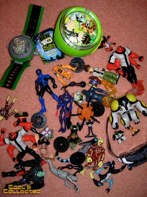 Ben 10 toys for sale