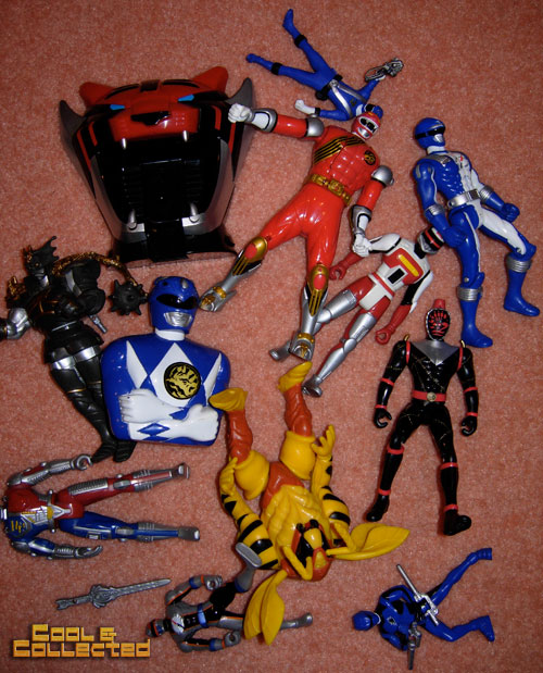 power rangers toys for sale