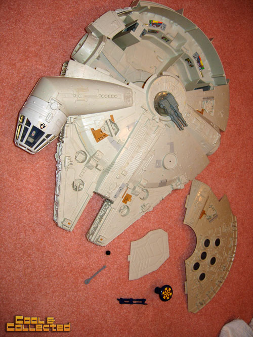 millenium falcon for sale