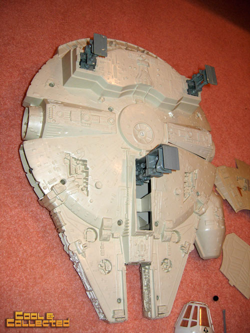 millenium falcon for sale
