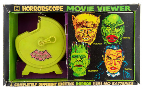 horrorscope movie viewer