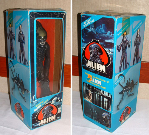 kenner alien figure 1978