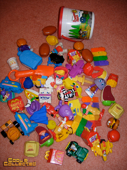 vintage mcdonalds happy meal toys for sale