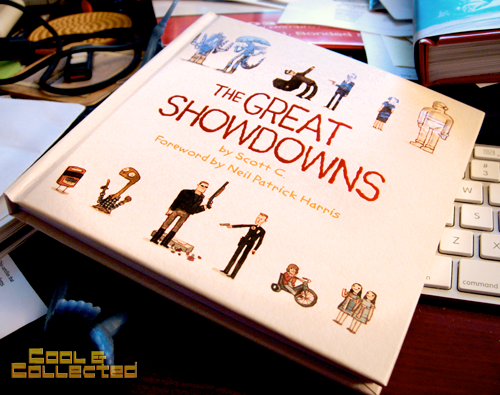 The Great Showdowns by Scott Campbell