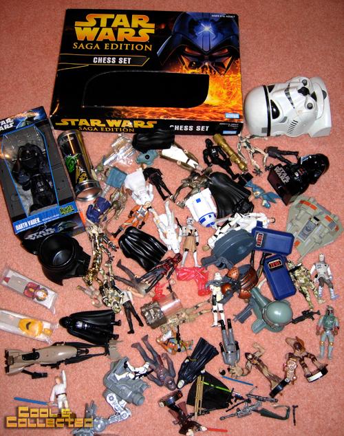 toy sale star wars